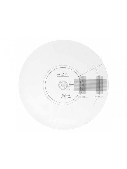 Inställningsmall / Stroboskopskiva