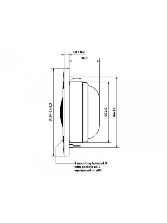 Prestige H1825 27TAC/GB (par)