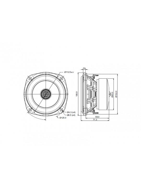 SB12PFC25-4 COAX