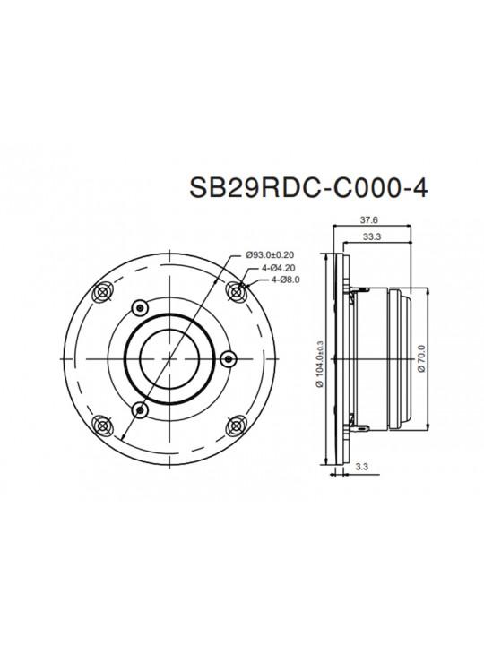 SB29RDC-C000-4
