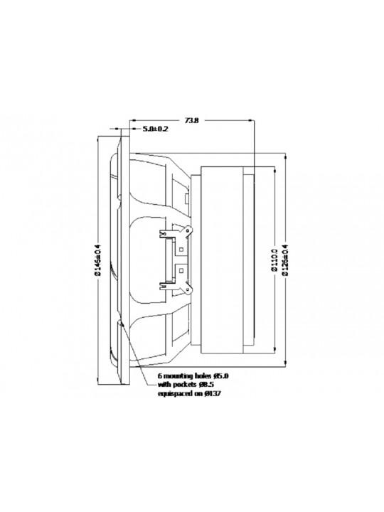 Excel E0073-08 W16NX003 (par)