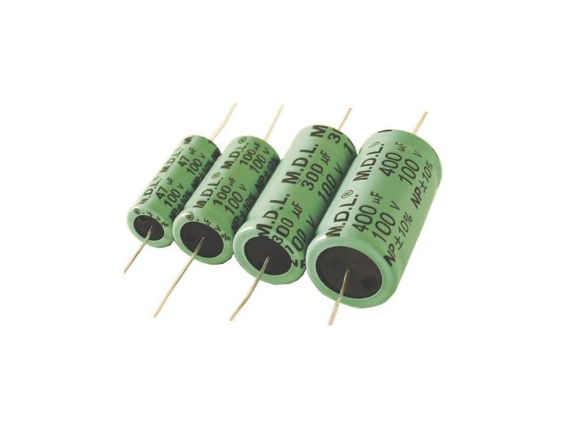 Kondensator Elektrolyt