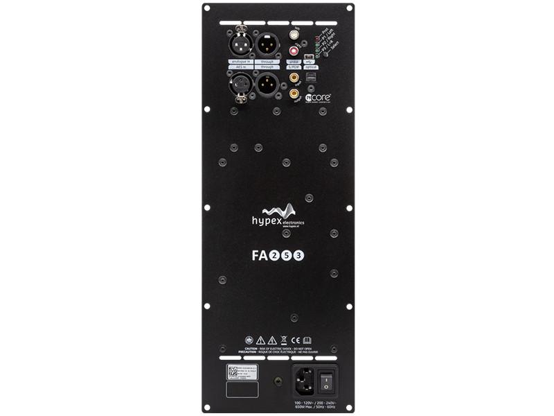 FusionAmp FA253