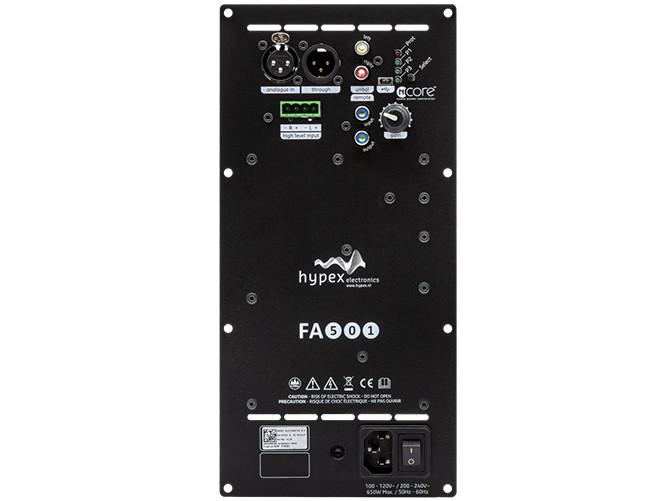 FusionAmp FA501