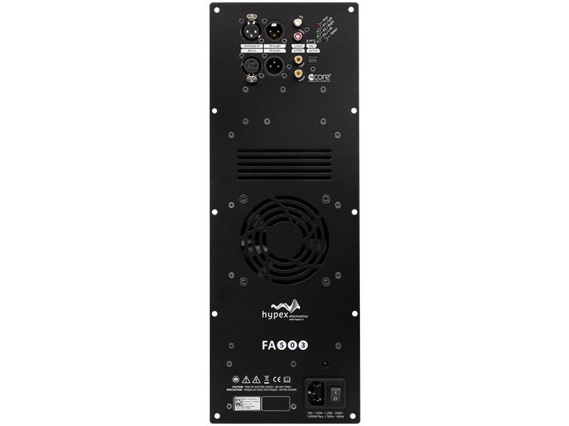 FusionAmp FA503