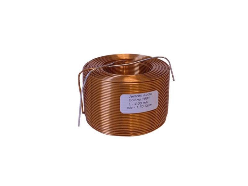 Spole Luftlindad Ø1.2 mm tråd