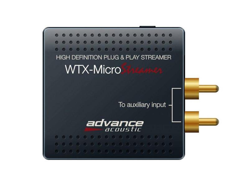 WTX MicroStreamer
