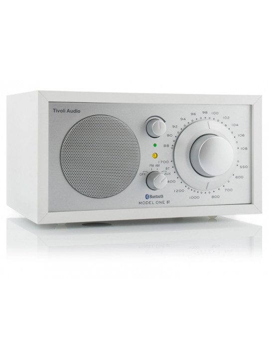 Model One BT Silver-White