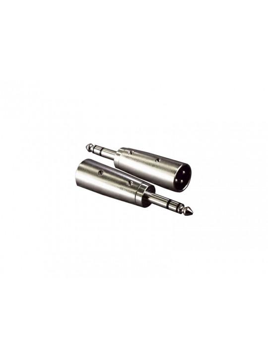 XLR-adapter (XLR-hane till Telehane)